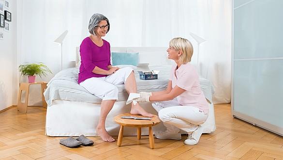 Лечение хронических ран с medi
